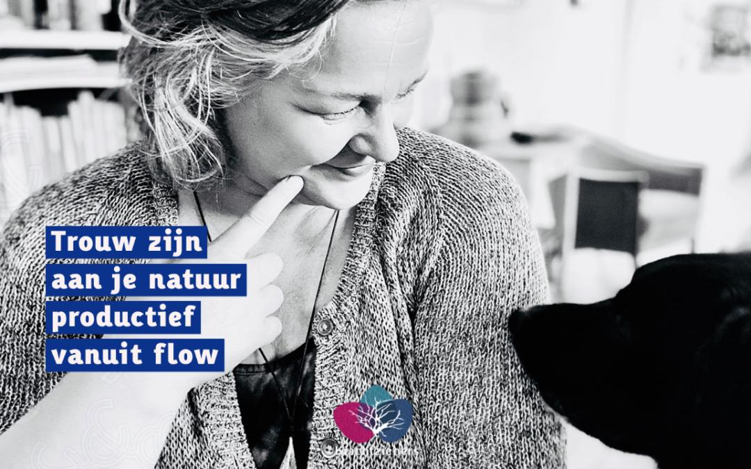 De link tussen trouw en flow